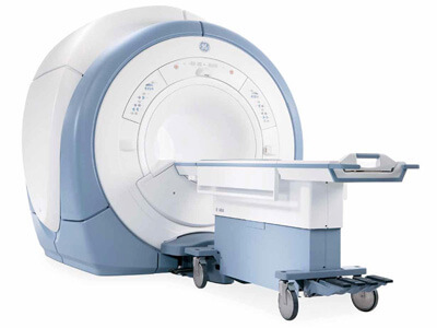 GE Signa Excite HDxt Mobile MRI Rental Trailer