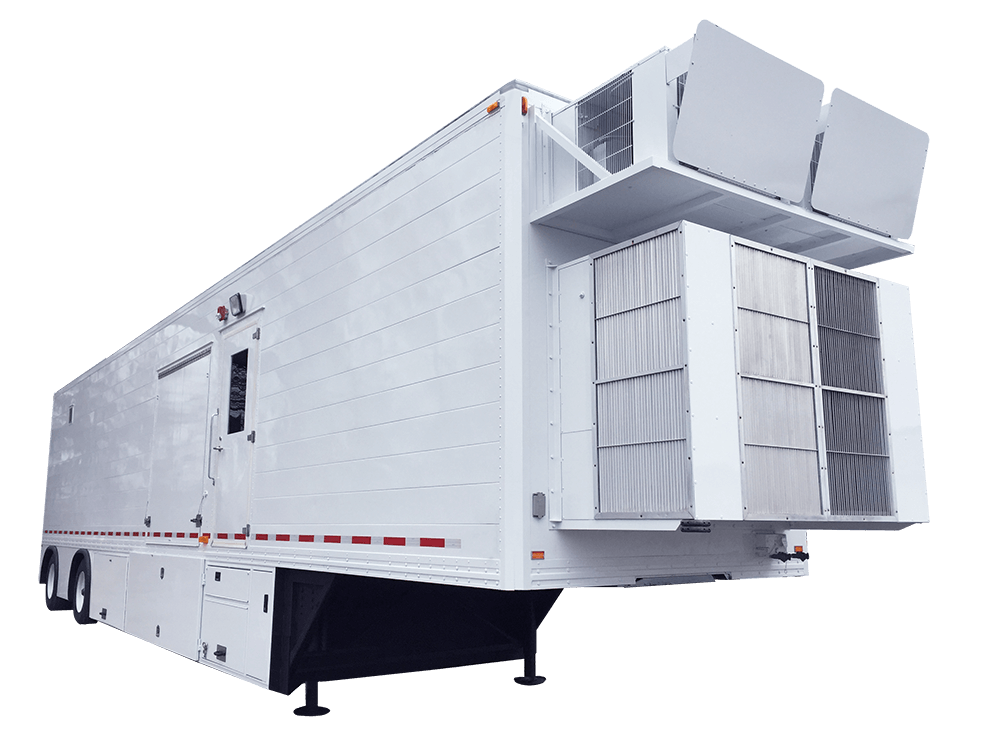Long Term Mobile MRI Rental System