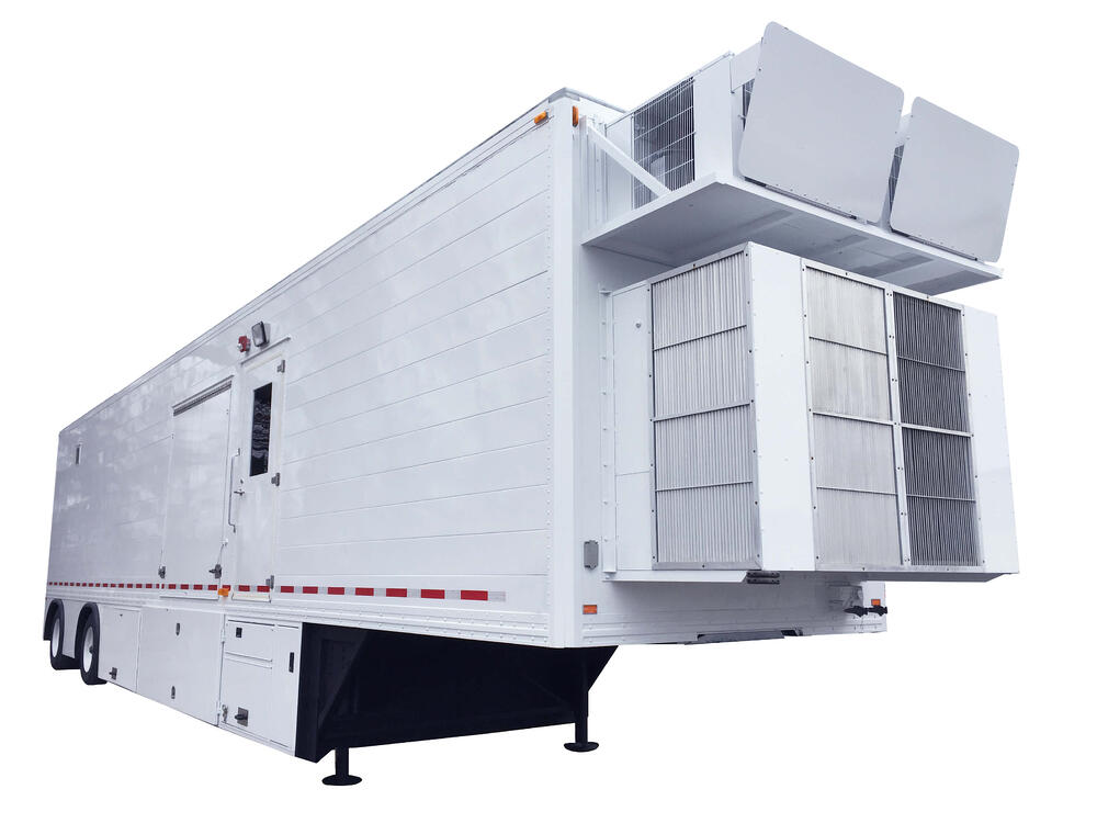 Mobile MRI Rental - Portable MRI Machine