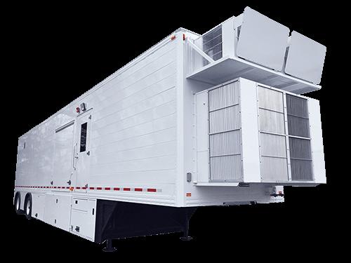 Mobile MRI Trailer Rental Company