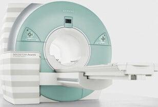 Siemens Avanto 1.5T Mobile MRI Rental Trailer