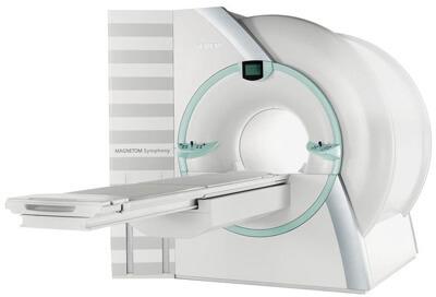 Siemens Symphony 1.5T Mobile MRI Rental Trailer