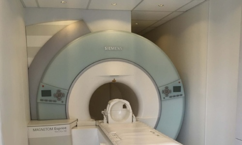 Mobile MRI Rental Interior - Siemens Espree Mobile MRI