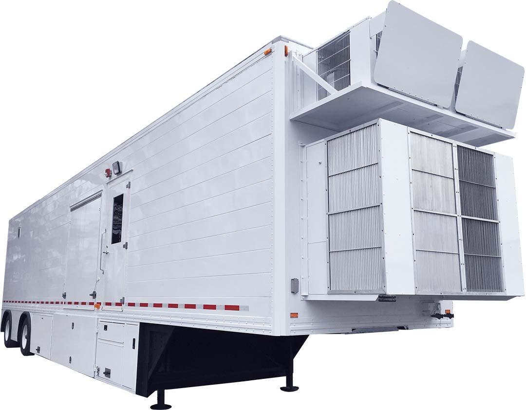 Mobile MRI Rental Trailer Company - Rent MRI Trailer Unit-1
