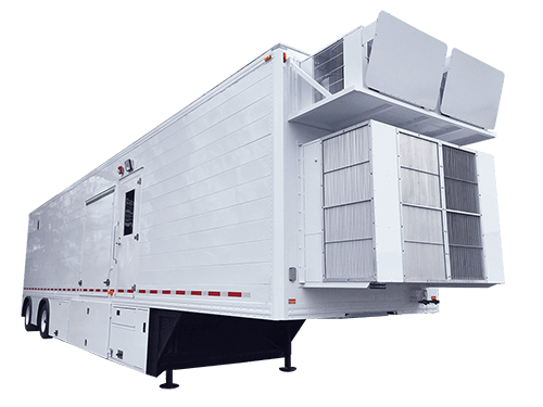 Mobile MRI Trailer Rental Company